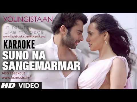 Karaoke Suno Na Sangemarmar| Kartikeya Chaturvedi (Free Full)