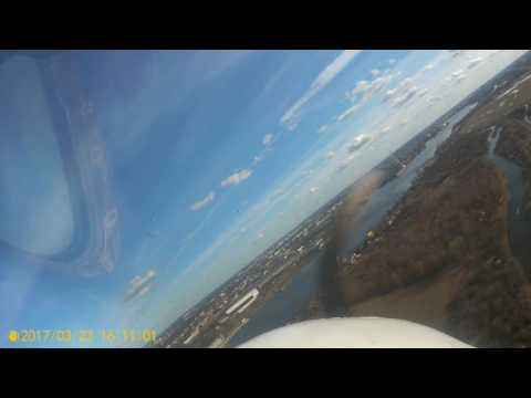 Emergency Landing Engine Failure on Crosswind , Riga, Spilve