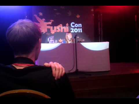 Fushicon 2011 Andrea Libman Q&A