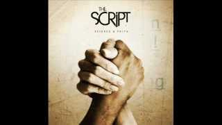 The Script - If you could see me now karaoke with background vocals