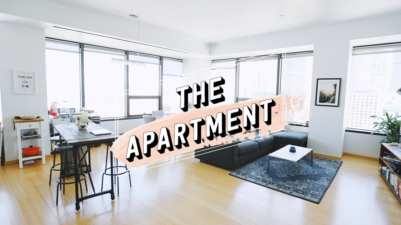 The Apartment Tour | clothesencounters