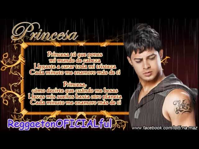 Ken-Y - Princesa (Video Lyrics / con Letra 2013) (Rakim & ken-Y) [HQ] By: Totti Videos De Viajes