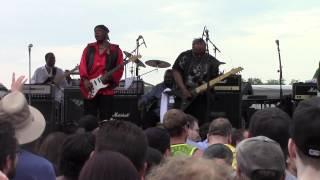 Michael Hampton Guitar Duel - Albany Alive @ 5