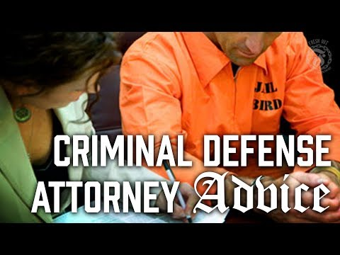 Advice for Criminal Defense Attorneys - Prison Talk 11.16