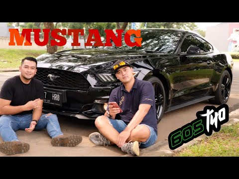 FULL REVIEW & test drive MUSTANG 2.3 ECOBOOST #dual carvlog Indo