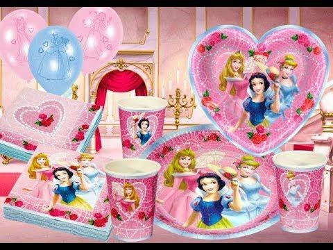 Feliz cumpleanos princesa disney