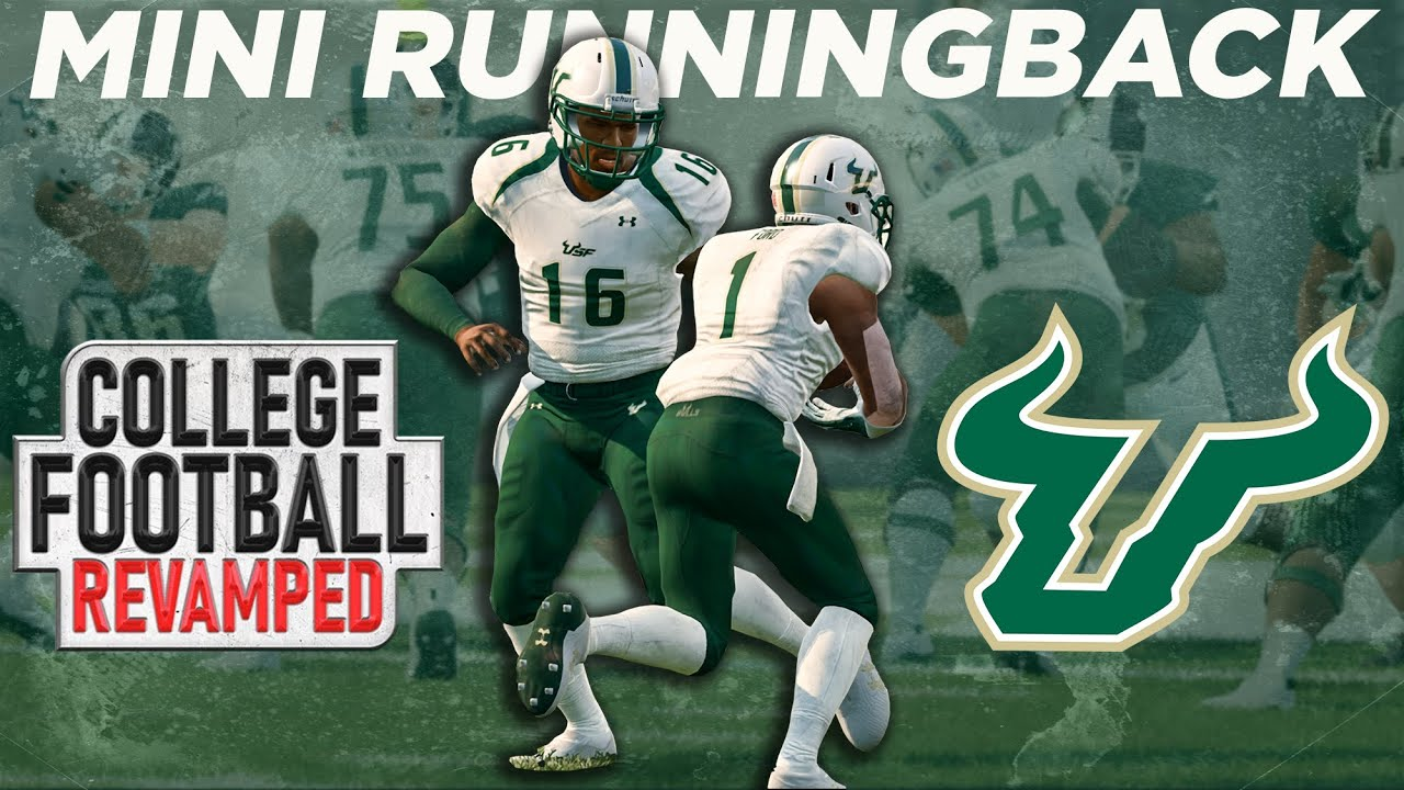 Download University of South Florida Bulls Rebuild | College Football Revamped Dynasty | EP.1