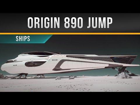 Star Citizen » Origin 890 Jump