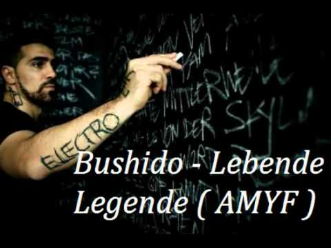 Bushido - Lebende Legende ( AMYF )(CjsKings)