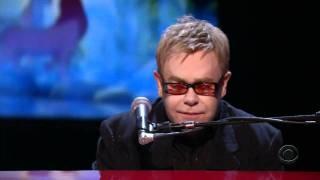 Can You Feel The Love Tonight - Live (Elton John) HD