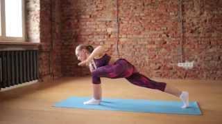 Видео уроки йоги для начинающих