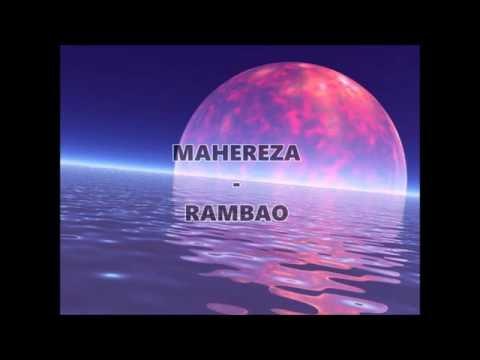 MAHEREZA - RAMBAO
