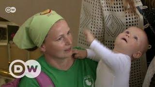 """""""For Life"""": Gegen Abtreibung in Russland   DW Deutsch"""