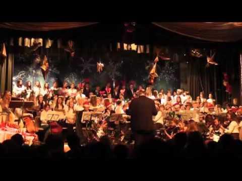 Adventssingen Anna Schmidt Schule Nieder Erlenbach 2011 Youtube