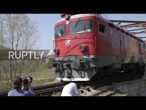 Serbia: Ceremony mourns victims on 18-year anniversary of NATO bombing