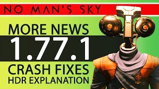 NMS 1.77.1 ADDITIONAL PATCH TO VULKAN GRAPHICS UPDATE