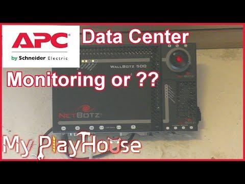 Data Center Monitoring - APC Schneider NetBotz 500 - 718