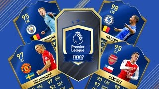 PREMIER LEAGUE TOTS IM PACK!? | EPL-UPGRADE-SBC & PACK OPENING | GERMAN/DEUTSCH | FIFA 17