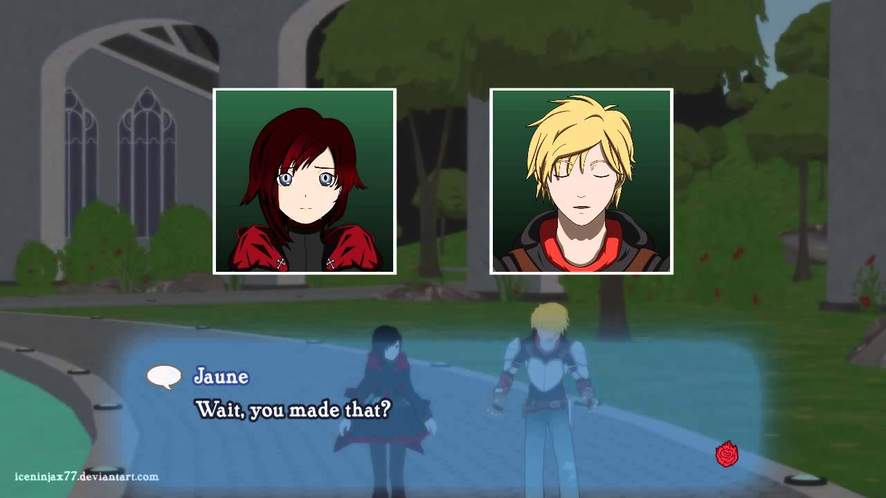 Tales of RWBY 12  Vomit Boy  Crater Face  YouTube
