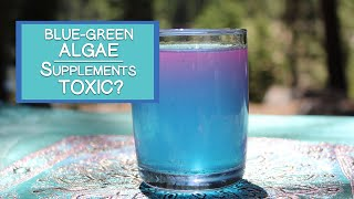 Are AFA Blue-Green Algae Supplements Toxic? Controversy About Cyanotoxins
