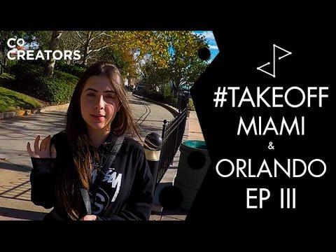 #TakeOff Miami & Orlando EP III