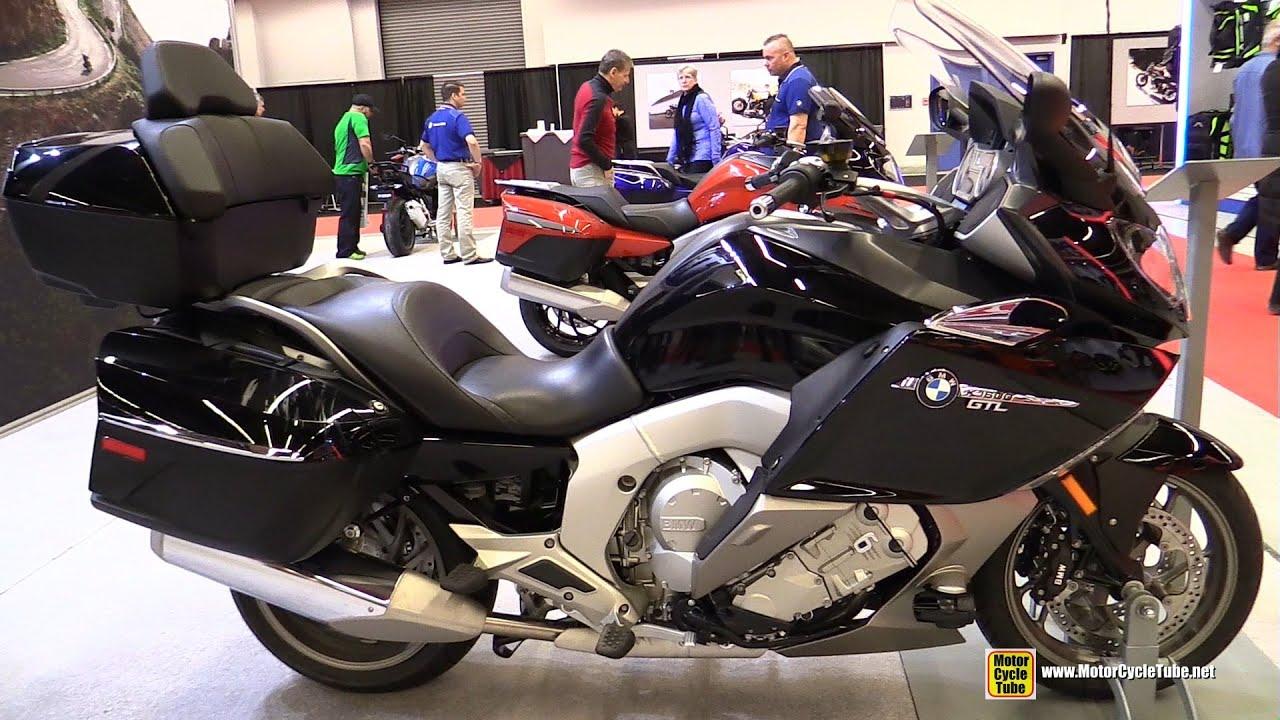 2015 bmw k1600gtl walkaround 2015 salon moto de - Salon de moto montreal ...
