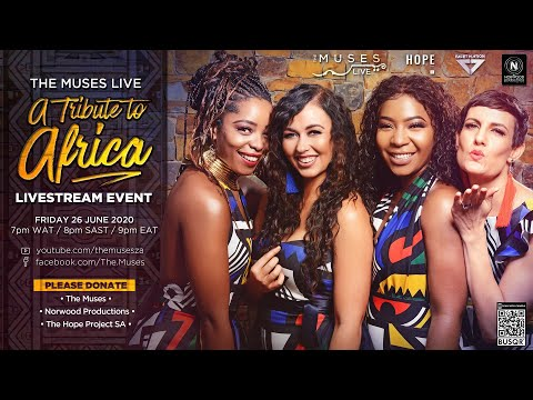 The Muses: A Tribute to Africa