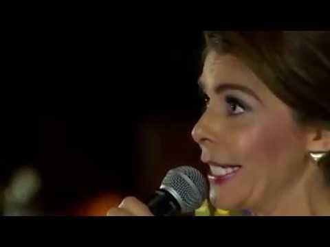 Itati Cantoral canta a la virgen de Guadalupe