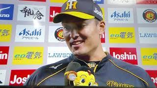 20180524対ヤクルト戦ヒーローインタビュー秋山ロサリオ thumbnail
