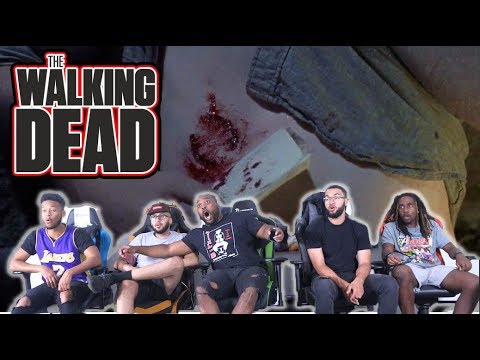 """The Walking Dead Season 8 Episode 8 """"How Its Gotta Be"""" Reaction/Review"""