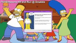 Como Baixar e Instalar o The Simpsons Hit & Run para PC+Tradução PT-BR