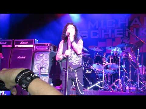 Michael Schenker feat. Robin McAuley live in Madrid. May 27, 2017