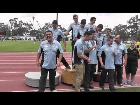 Pan Hellenic Games - Presentation Ceremony