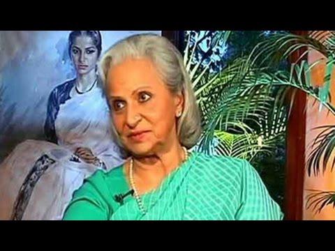 Waheeda Rehman's moment with Guru Dutt that censors found too hot to handle