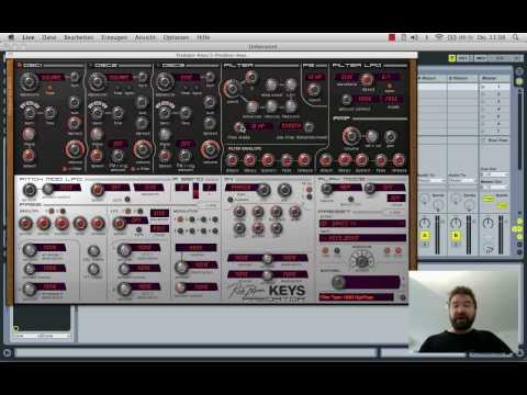 Rob Papen Predator Synthesizer KEYS Edition