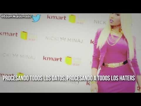 Nicki Minaj   Can Anybody Hear Me? SubtituladaTraducida al Español♥