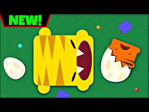 NEW CREATURES AND ABILITIES! | Creatur.io | NEW .IO GAME