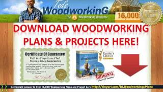 Woodshop Plans Free - Wood Designs