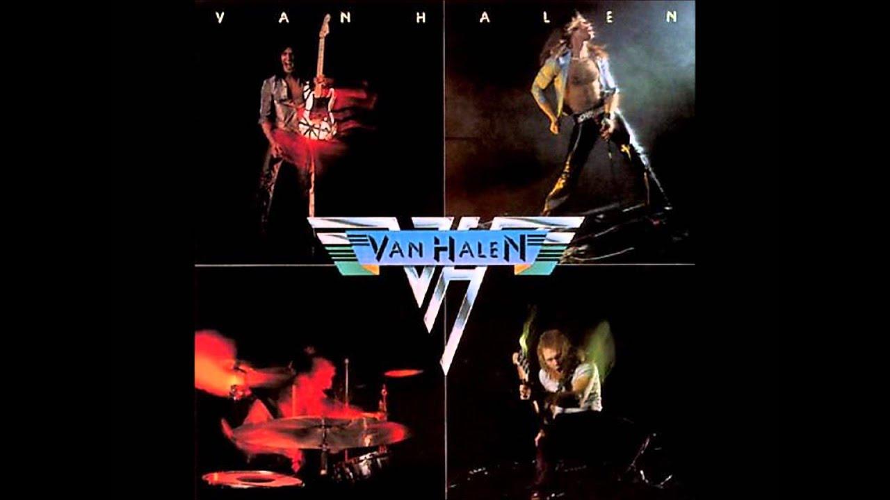 Van Halen On Fire YouTube