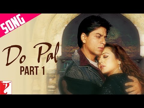 Do Pal Song | Part 1 | Veer-Zaara | Shah Rukh Khan | Preity | Lata Mangeshkar | Sonu Nigam