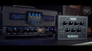 Bassline -  MESA Subway Bass DI Preamp