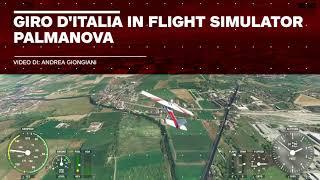 In volo su... Palmanova con Microsoft Flight Simulator