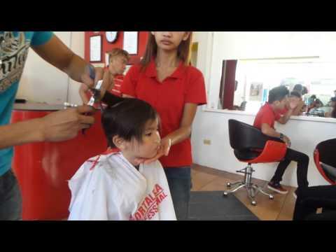 Baz haircut thumbnail
