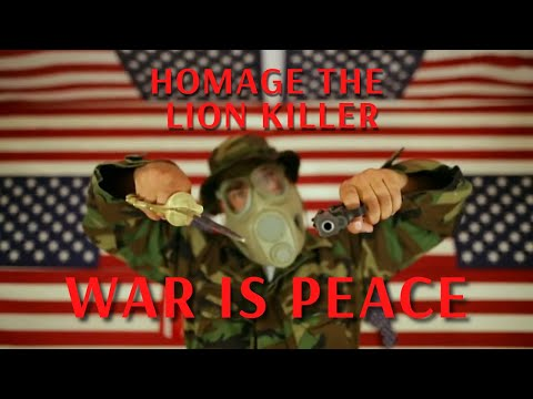 Homage - War Is Peace