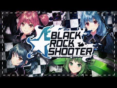 설레임이 부른 파워풀한! 블랙★록 슈터BLACK★ROCK SHOOTER korean ver