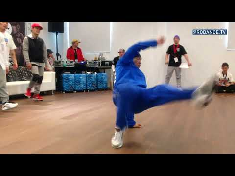 World Bboy Classic 2018 Taiwan | Judge Showcase