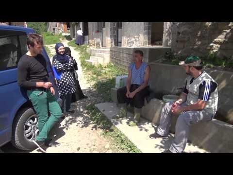 Bosna'dan İçli Bir Savaş Şarkısı
