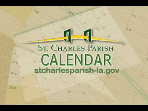 St. Charles Parish Calendar for the Week of March 28, 2010