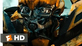 Transformers: Dark of the Moon (6/10) Movie CLIP - No Prisoners, Only Trophies (2011) HD