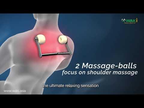Waki Shiatsu Massage Chair (HR)